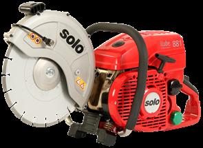 SOLO 881-14 бензорез