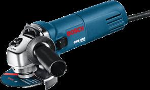 BOSCH GWS 660, угловая шлифовальная машина, 0.601.375.08N