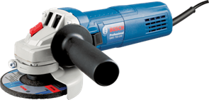 BOSCH GWS 750-125, угловая шлифовальная машина, 0.601.394.0R3