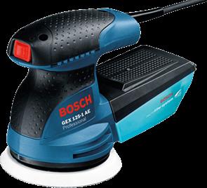 BOSCH GEX 125-1 AE, шлифовальная машина эксцентриковая, 0.601.387.500