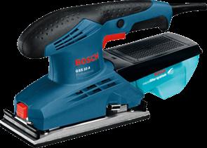 BOSCH GSS 23 A, вибрационная шлифовальная машина, 0.601.070.400