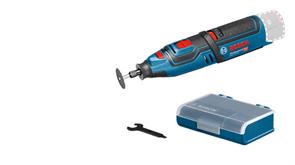 BOSCH GRO 12V-35, инструмент многофункциональный аккумуляторный  Li-ion 12 В, 0.601.9C5.000