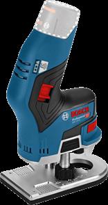 BOSCH GKF 12V-8, фрезер аккумуляторный Li-ion 12 В, 06016B0000