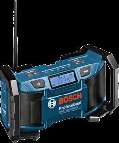 BOSCH GML SoundBoxx, радио аккумуляторное, 0.601.429.900