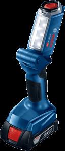 BOSCH GLI 18V-300, фонарь аккумуляторный, 0.601.4A1.100