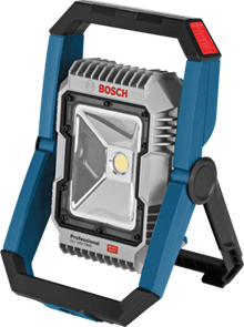 BOSCH GLI 18V-1900, фонарь аккумуляторный, 0.601.446.400