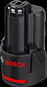 BOSCH Аккумулятор Li-ion 12 В; 3.0 Ач, батарея аккумуляторная Li-Ion, 1600A00X79