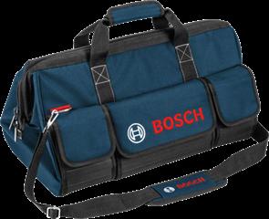 BOSCH сумка Bosch Professional, большая, батарея аккумуляторная Li-Ion, 1600A003BK