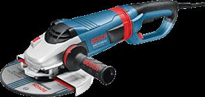 BOSCH GWS 24-230 LVI, угловая шлифовальная машина от 2 кВт, 0601893F00