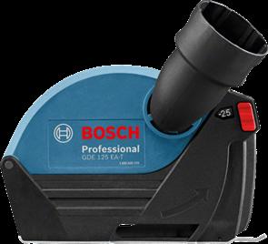 BOSCH GDE 125 EA-T, насадка для пылеудаления, 1600A003DJ