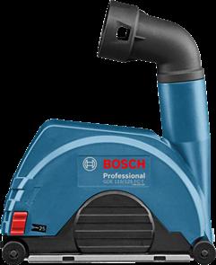 BOSCH GDE 115/125 FC-T, насадка для пылеудаления, 1600A003DK
