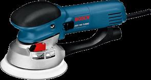 BOSCH GEX 150 Turbo, шлифовальная машина эксцентриковая, 0601250788