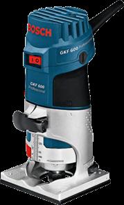 BOSCH GKF 600, фрезер, 0.601.60A.100