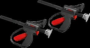 BOSCH FSN KZW (быстрозажимные струбцины для направляющих шин), системная оснастка для фрезера, 1600A001F8