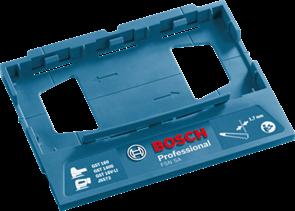 BOSCH FSN SA (переходник для напрвляющих шин), системная оснастка для лобзика, 1600A001FS