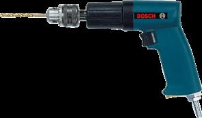 BOSCH дрель 10 мм, ЗВП, реверс, пневматическая, 0607160509
