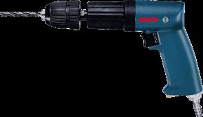 BOSCH дрель 10 мм, БЗП, пневматическая, 0607160505