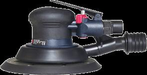 BOSCH эксцентриковая шлифмашина, 12000 об./мин, 150 мм, колебания 2,5 мм, пневматическая, 0607350200