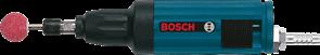 """BOSCH прямая шлифмашина, 320 Вт, 1/4"""" цанговый патрон, пневматическая, 0607260101"""