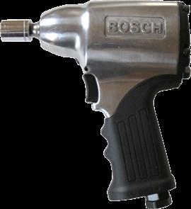 """BOSCH 1/2"""" ударный гайковерт 120 Нм, пневматический, 0607450627"""