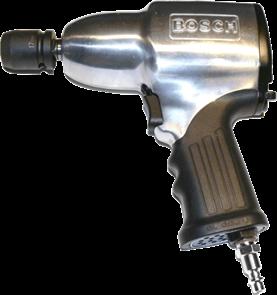 """BOSCH 3/8"""" ударный гайковерт 120 Нм, пневматический, 0607450626"""