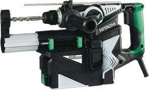 HITACHI DH28PD, перфоратор с патроном SDS Plus