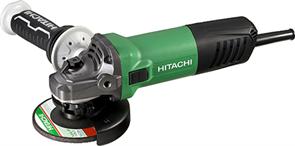 HITACHI G12SW, угловая шлифовальная машина
