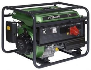 HITACHI E57, генератор бензиновый