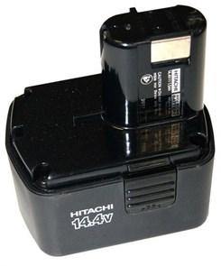 HITACHI BCC1415, АКБ (14.4В, 1.5Ач, Ni-Cd, кассетный)