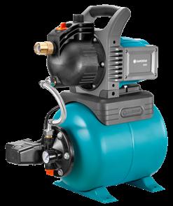 GARDENA 3000/4 Classic  станция бытового водоснабжения автоматическая  (01751-29.000.00)