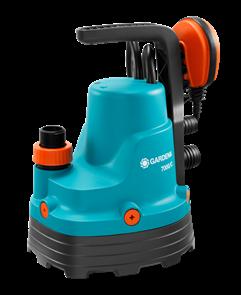 GARDENA 7000/C насос дренажный для чистой воды  (01661-20.000.00)