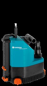 GARDENA 13000 Aquasensor Comfort  насос дренажный для чистой воды (01785-20.000.00)