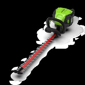 Кусторез аккумуляторный Greenworks GD60HT