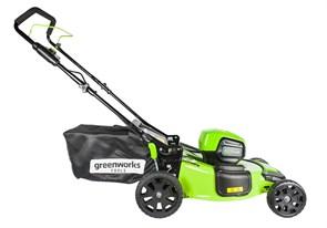 Газонокосилка аккумуляторная Greenworks GD60LM51HP