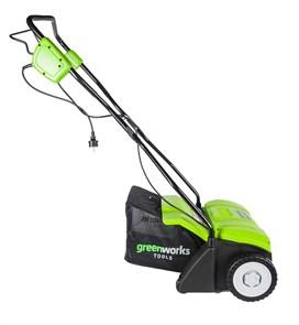 Аэратор электрический Greenworks GDT35