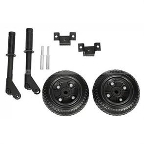 Комплект колёс и ручек для бензогенераторов DY8000LX, DY9500L/LX/LX-3 Huter