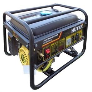 Электрогенератор DY4000LG Huter, 64/1/31