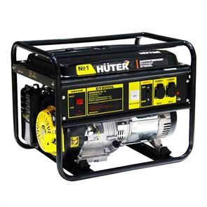 Электрогенератор DY8000L Huter