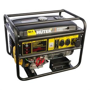 Электрогенератор DY8000LX Huter