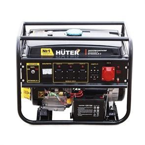 Электрогенератор DY8000LX-3 Huter