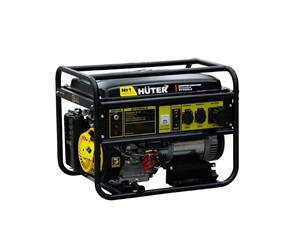Электрогенератор DY9500LX Huter