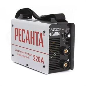 Сварочный аппарат инверторный Ресанта САИ 220
