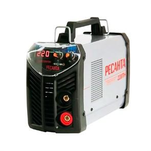 Сварочный аппарат инверторный Ресанта САИ220ПН