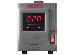 Ресанта АСН- 500/1-Ц стабилизатор релейный