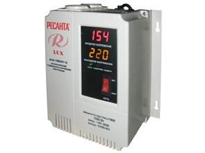 Ресанта Lux АСН-1 000 Н/1-Ц стабилизатор релейный