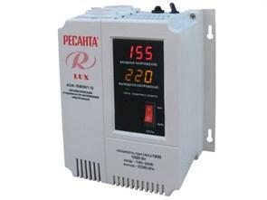 Ресанта Lux АСН-1 500Н/1-Ц стабилизатор релейный