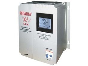 Ресанта Lux АСН-5 000 Н/1-Ц  стабилизатор релейный