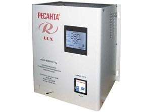Ресанта Lux АСН-8 000 Н/1-Ц  стабилизатор релейный