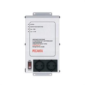 Ресанта АСН-600/1-И стабилизатор релейный (инверторного типа)