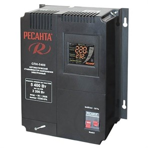 Ресанта СПН-5400 стабилизатор релейный